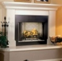 "Picture of Georgian Wood Burning Fireplace 50"" Georgian Wood Burning Fireplace"