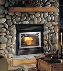 Picture of Napoleon NZ-26 EPA Certified Wood Burning Fireplace