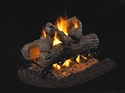 Picture of Golden Oak See Thru Vented Log Set