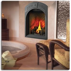 Picture of Napoleon GD82NT Park Avenue DV Fireplace