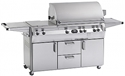 Picture of Firemagic Echelon Diamond E1060S Cabinet Gas Grill With Double Side Burner
