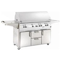 Picture of Firemagic Echelon Diamond E1060S Cabinet Gas Grill With Single Side Burner