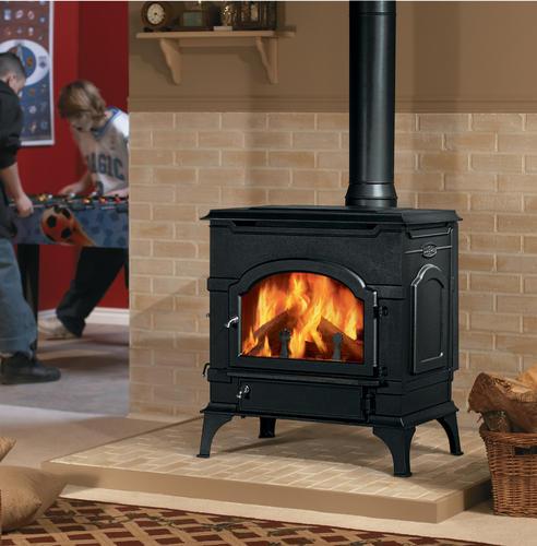 www.FSfireplace. DutchWest 2479 Non-Catalytis Wood Stove ...