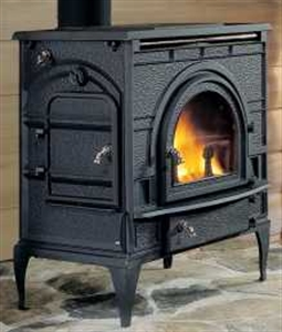 Picture of DutchWest 2462 - Catalytic Wood Stove - Extra Large