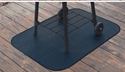 Picture of Grill Mats - Rectangular Deck Mat