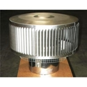 Picture of IHP 12DM Round Louvered Top Termination Cap