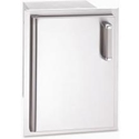Picture of Fire Magic 43820-S 20 x 14 Single Access Door With Dual Drawers, Right or Left Hinged