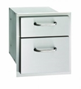 Picture of Fire Magic 33802 Select Double Storage Drawers