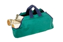Picture of Canvas Log Carrier - Green/Navy