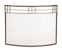 Picture of Arts & Crafts Collection Curved Screen