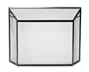 """Picture of Contemporary Spark Guard - 50"""" x 36"""""""