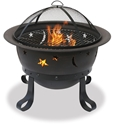 Picture of Uniflame WAD1081SP Outdoor Wood Burning Firepit