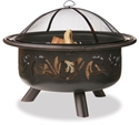 Picture of Uniflame WAD900SP Outdoor Wood Burning Firepit