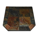 """Picture of Asian Slate Double Cut Stove Board, 48"""" x 48"""""""
