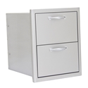 Picture of Blaze 16 Inch Double Access Drawer